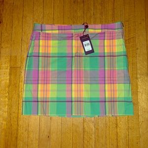 Plaid Ralph Lauren golf skort 🔥🔥